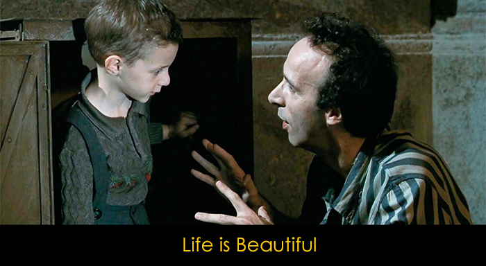 2. Dünya Savaşı Filmleri - Life is Beautiful