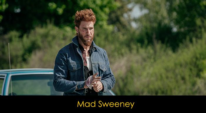 American Gods Oyuncuları - Mad Sweeney
