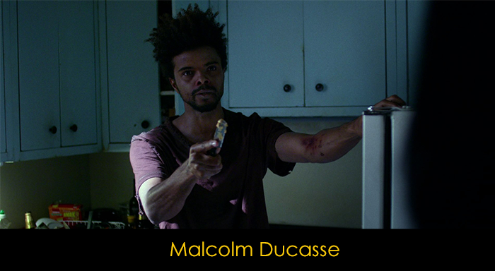 The Defenders Oyuncuları - Malcolm