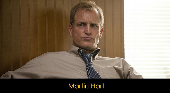 True Detective Oyuncuları - Martin Hart