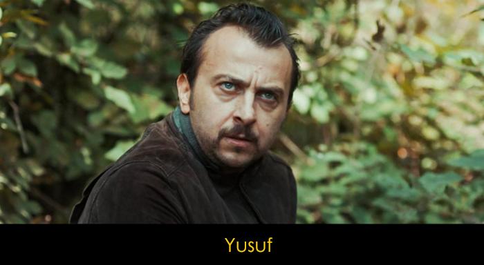 Masum Dizisi Oyuncuları - Ali Atay