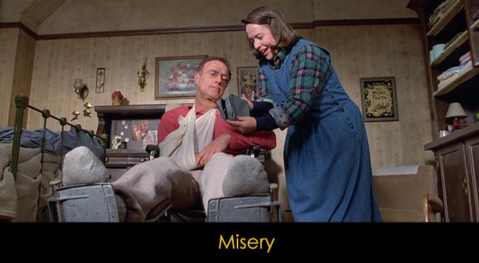 Stephen King Kitaplarından Uyarlanan Filmler - Misery