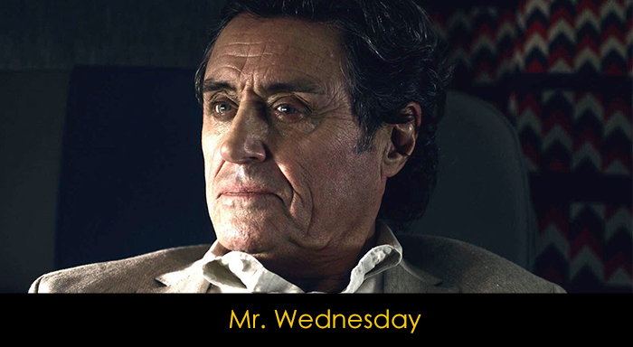 American Gods Oyuncuları - Mr. Wednesday