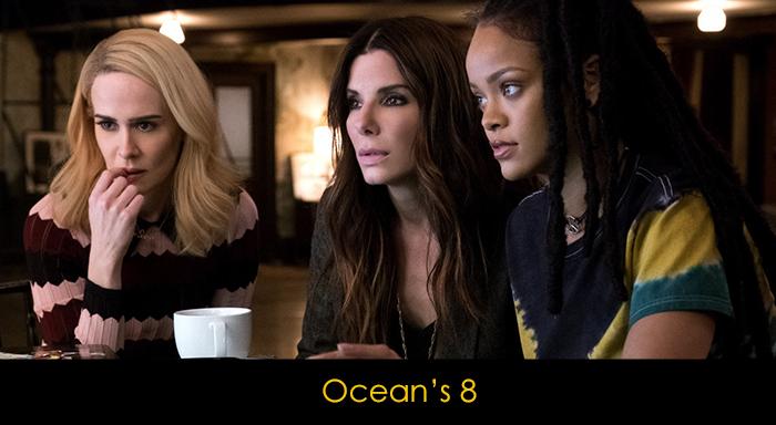 Soygun Filmleri - Ocean's 8