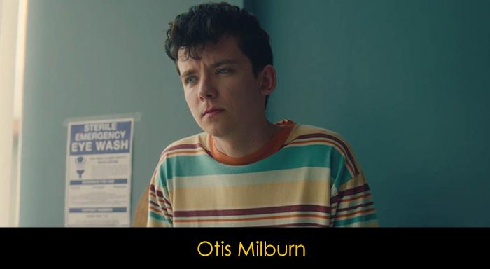 Sex Education Oyuncuları - Otis Milburn