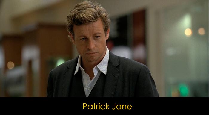 The Mentalist Dizisi Oyuncuları - Patrick Jane