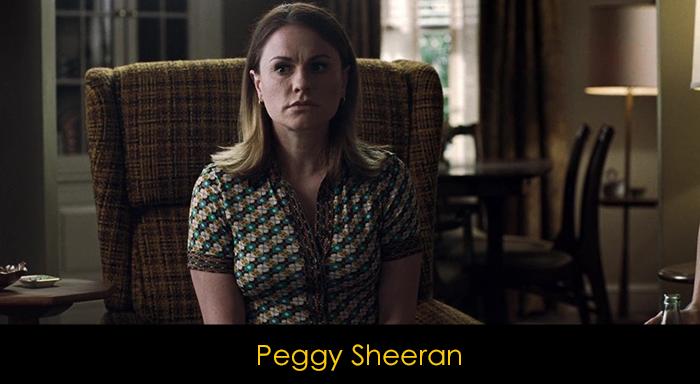 The Irishman Oyuncuları - Peggy Sheeran