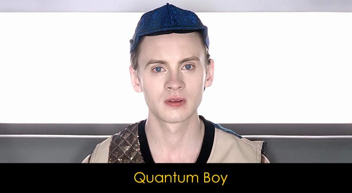 American Gods Oyuncuları - Quantum Boy