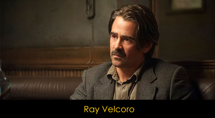 True Detective Oyuncuları - Roy Velcoro