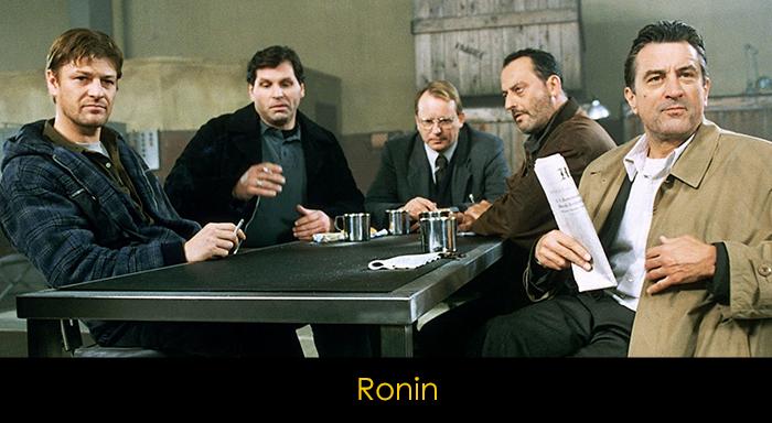 Soygun Filmleri - Ronin