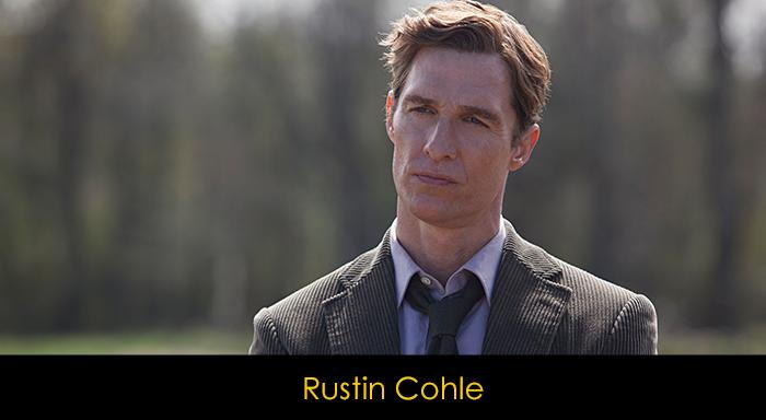 True Detective Oyuncuları - Rustin Cohle