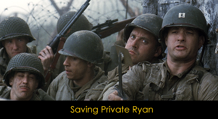 2. Dünya Savaşı Filmleri - Saving Private Ryan