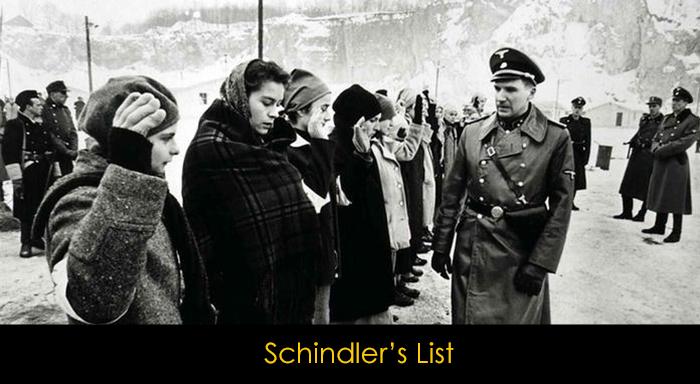 2. Dünya Savaşı Filmleri - Schindler's List