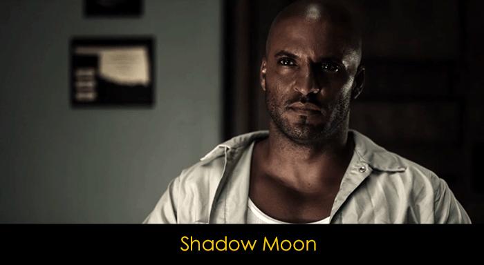 American Gods Oyuncuları - Shadow Moon