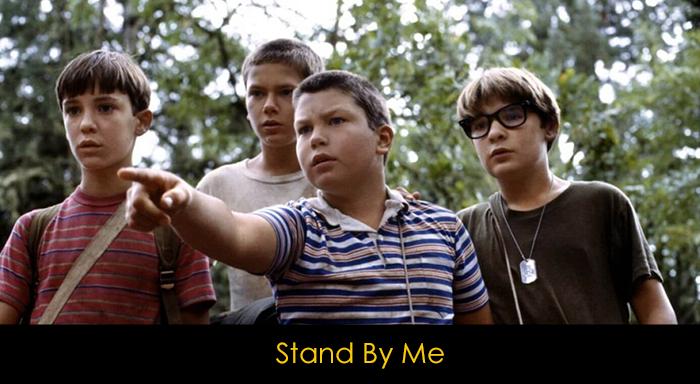 Stephen King Kitaplarından Uyarlanan Filmler - Stand By Me