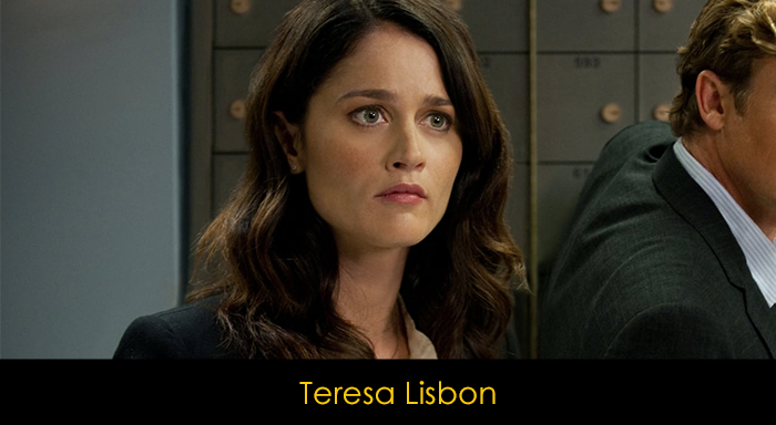 The Mentalist Dizisi Oyuncuları - Teresa Lisbon