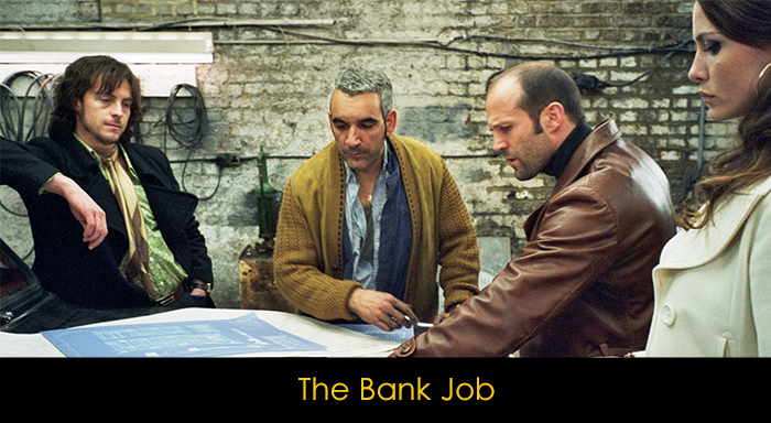 Soygun Filmleri - The Bank Job