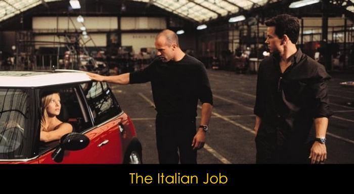 Soygun Filmleri - The Italian Job