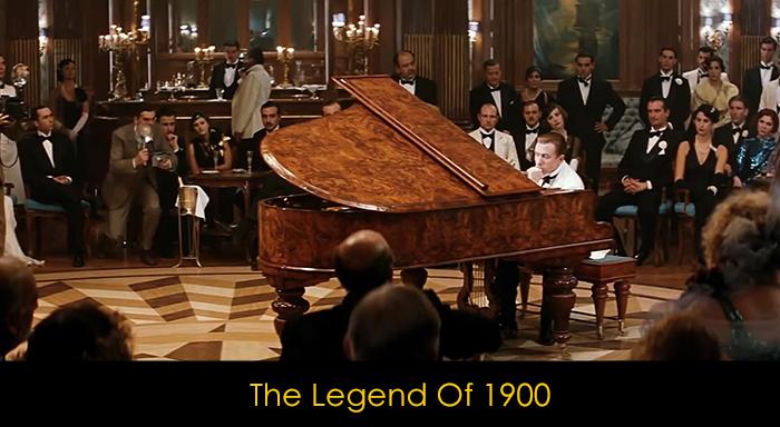 Piyano Filmleri - The Legend of 1900