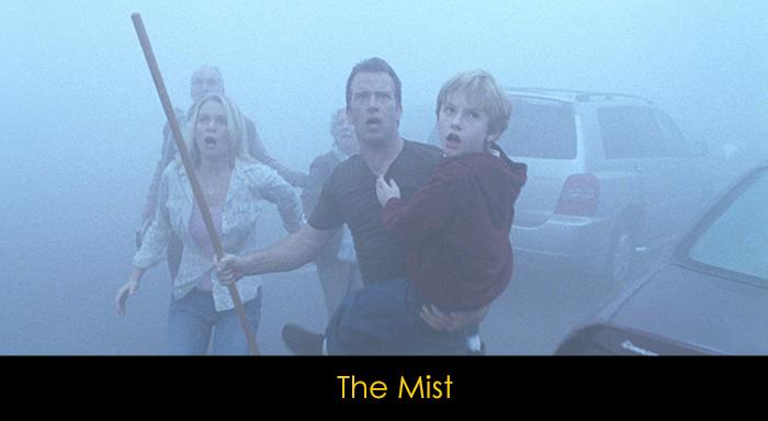 Stephen King Kitaplarından Uyarlanan Filmler - The Mist