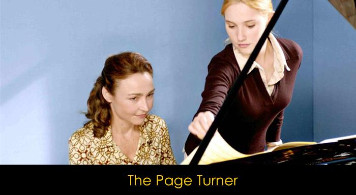 Piyano Filmleri - The Page Turner