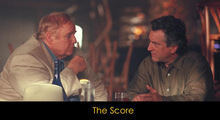 Soygun Filmleri - The Score