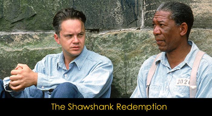 Stephen King Kitaplarından Uyarlanan Filmler - The Shawshank Redemption