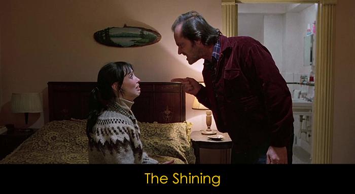 Stephen King Kitaplarından Uyarlanan Filmler - The Shining