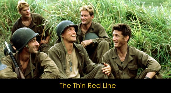 2. Dünya Savaşı Filmleri - The Thin Red Line