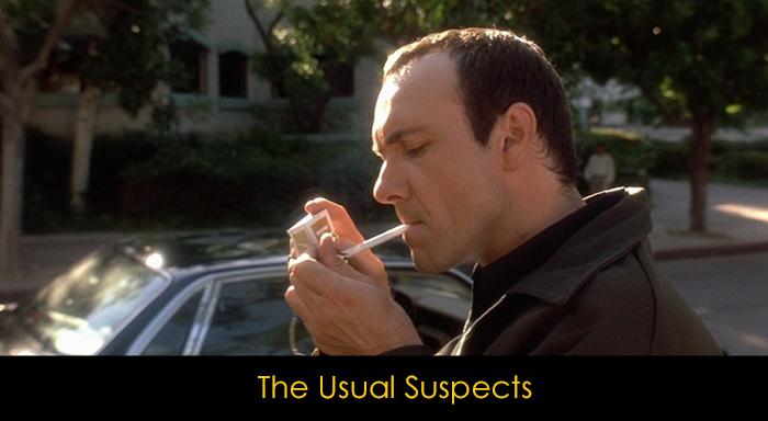 Soygun Filmleri - The Usual Suspects