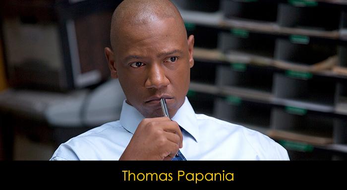 True Detective Oyuncuları - Thomas Papania