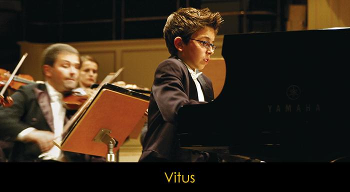 Piyano Filmleri - Vitus