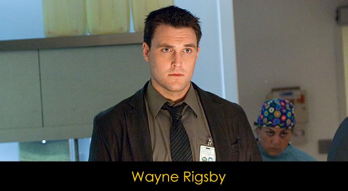 The Mentalist Dizisi Oyuncuları - Wayne Rigsby