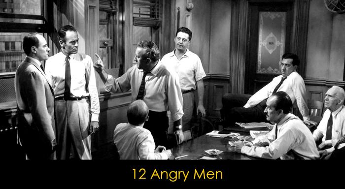 En İyi Filmler - 12 Angry Men