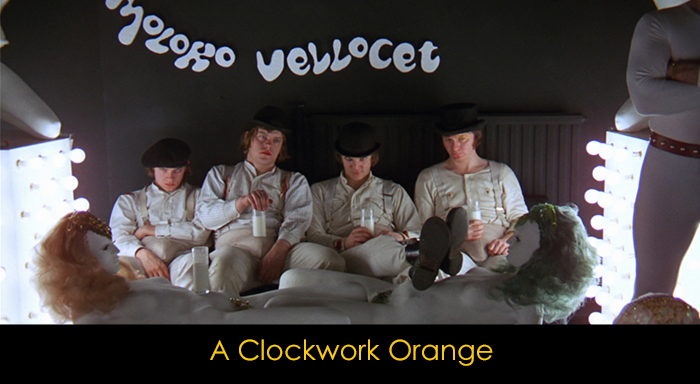 Stanley Kubrick Filmleri - 2001: Clockwork Orange