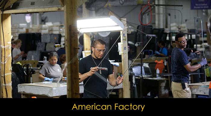 Netflix Belgeselleri - American Factory
