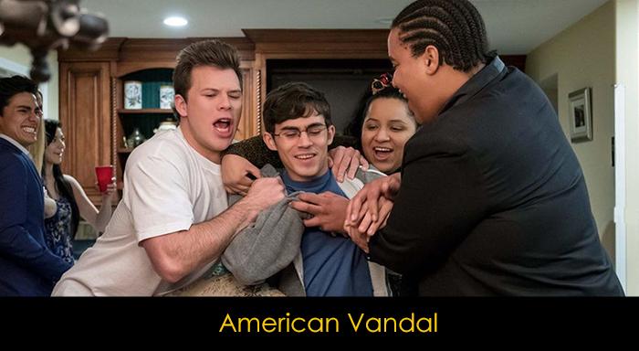 En İyi Gençlik Dizileri - American Vandal