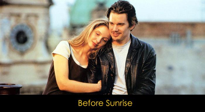 En İyi Filmler - Before Sunrise