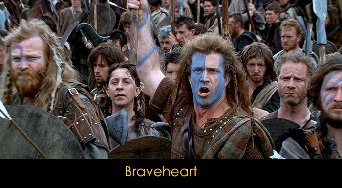 İntikam Filmleri - Braveheart