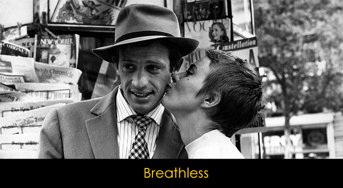 En İyi Filmler - Breathless
