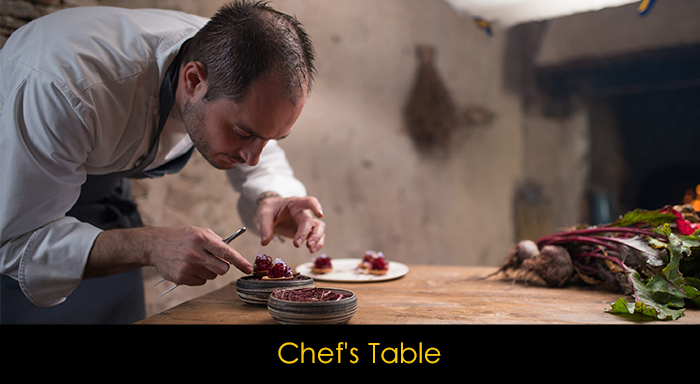 Netflix Belgeselleri - Chef's Table