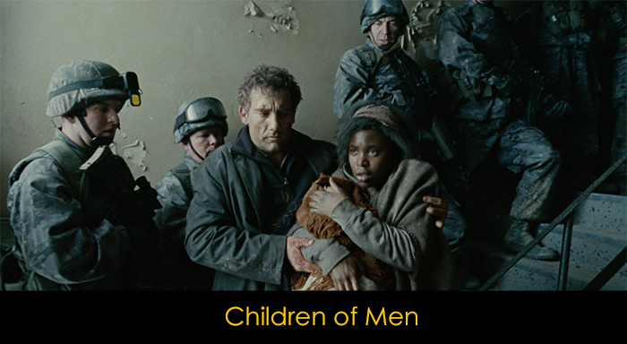 En İyi Filmler - Children of Men