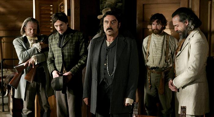 En İyi HBO Dizileri - Deadwood