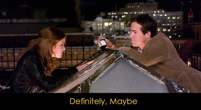 Romantik Komedi Filmleri - Definitely, Maybe