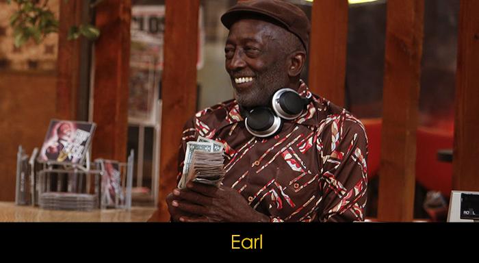 2 Broke Girls Dizisi Oyuncuları - Earl