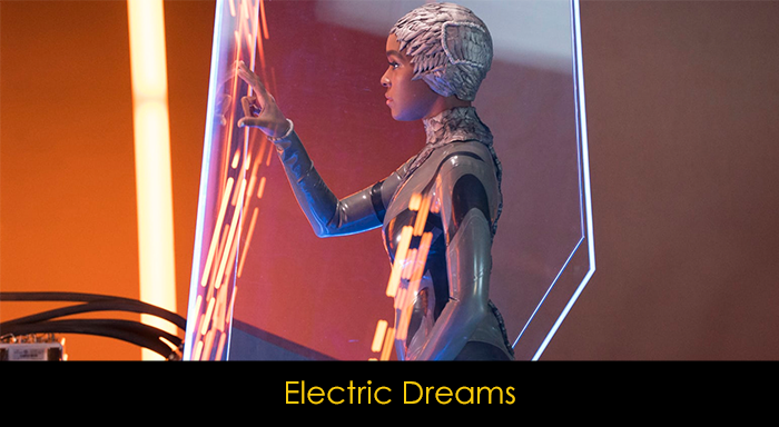 Amazon Prime Dizileri - Electric Dreams