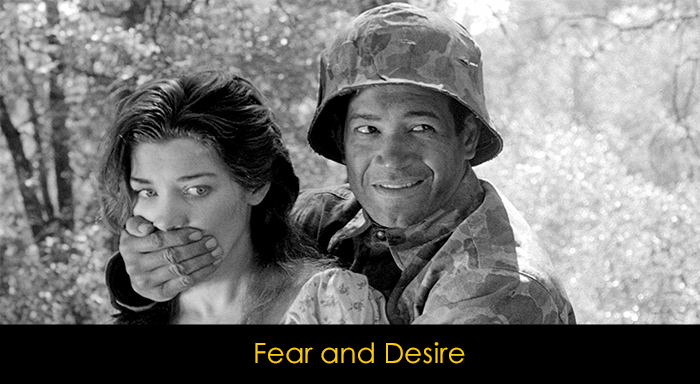 Stanley Kubrick Filmleri - Fear and Desire
