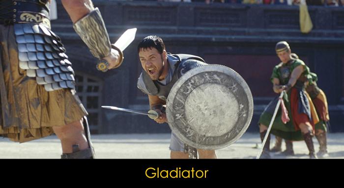 En İyi Filmler - Gladiator