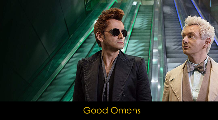 Amazon Prime Dizileri - Good Omens
