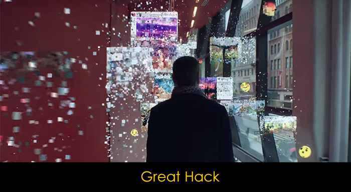 Netflix Belgeselleri - Great Hack